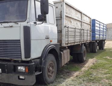 Зерновоз МАЗ - выкуп в Ростове-на-Дону