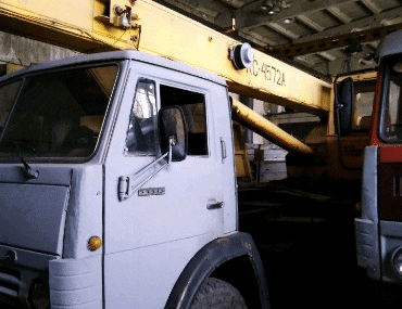 Автокран КамАЗ - выкуп в Ростове-на-Дону