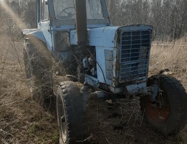 Трактор МТЗ-80 - выкуп в Ростове-на-Дону