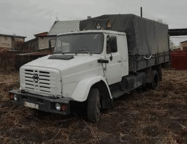 ЗИЛ 4331 - выкуп в Ростове-на-Дону